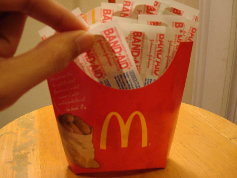 10 Disgusting Things Found In McDonalds Food