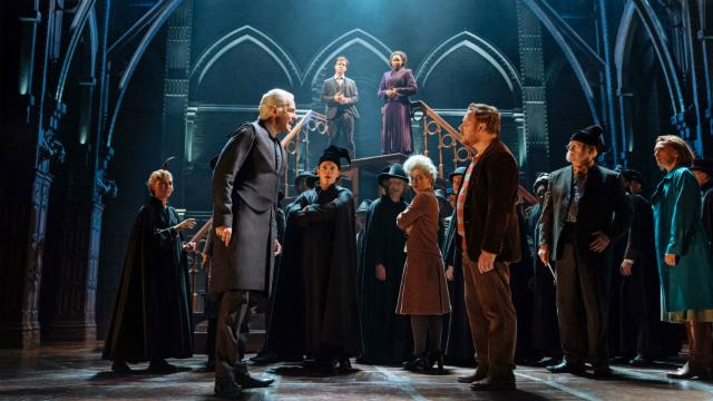 Harry Potter and the Cursed Child at Palace Theatre - Teatro infantil -  visitlondon.com
