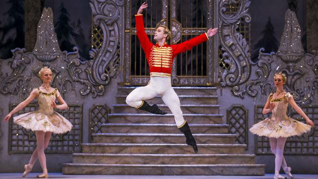 The Nutcracker At The Royal Opera House