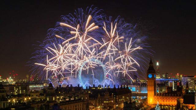 Mayor s New Year s Eve Fireworks to be broadcast live in 360o     The Mayor