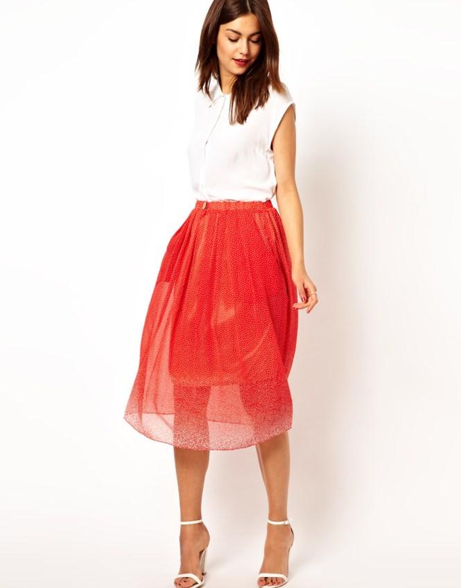 Floaty Skirt - Skirts