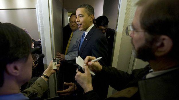 obama reporteros afp
