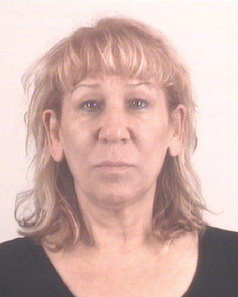 Olga Murra. Foto de Tarrant County Sheriff's Office.
