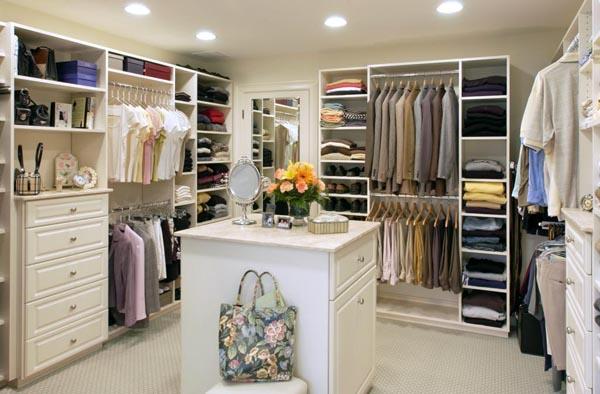 lighting ideas for walk in wardrobes