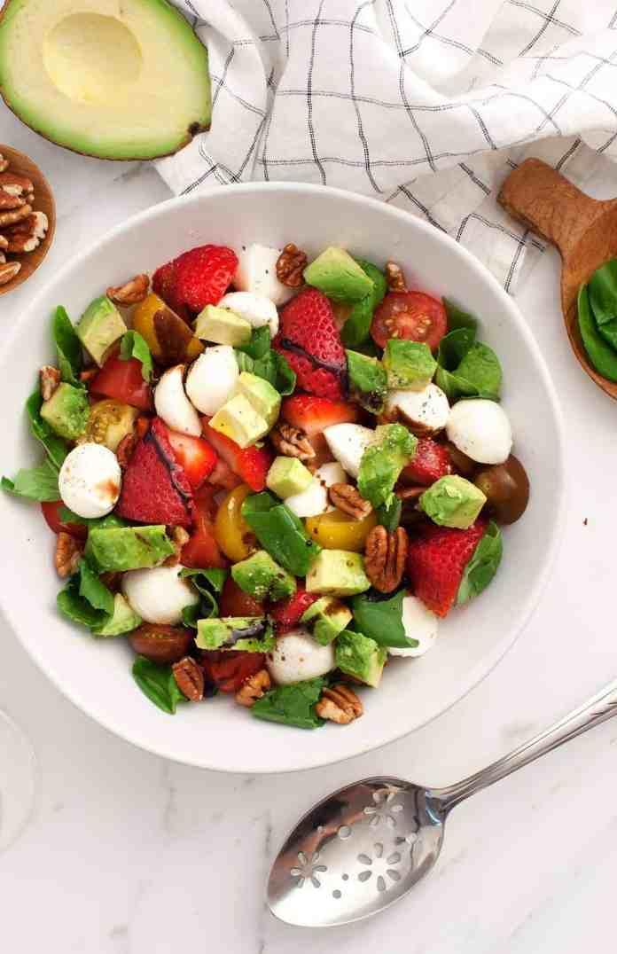 Caprese Summer Salads