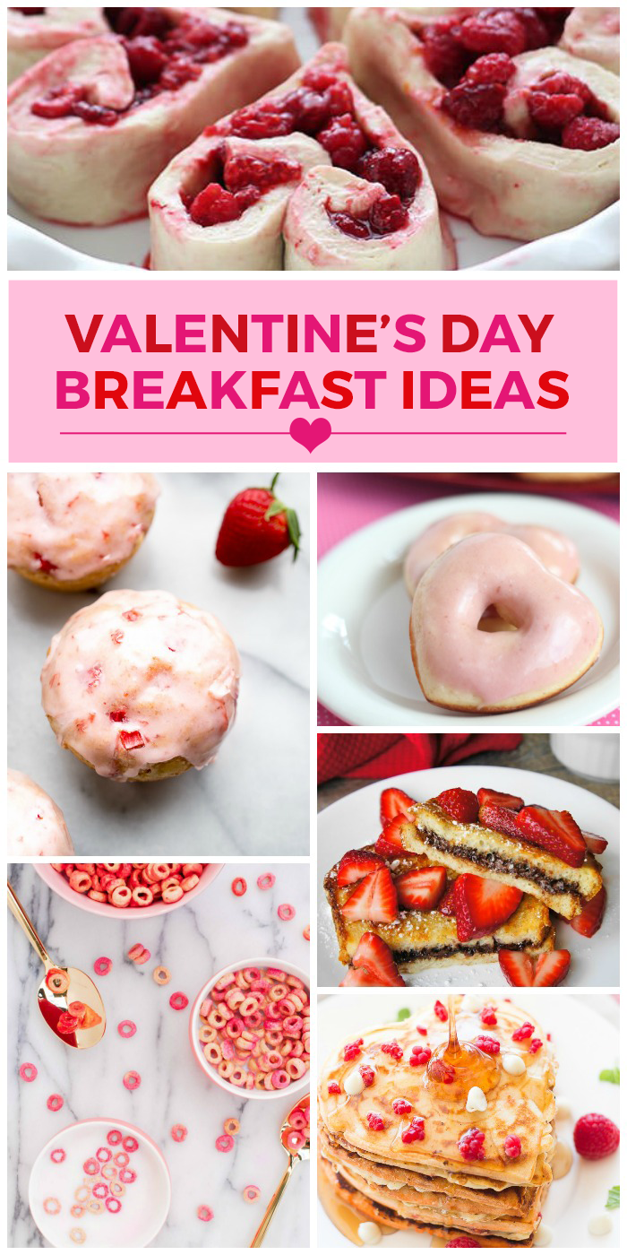 20 Valentines Day Breakfast Ideas Love And Marriage