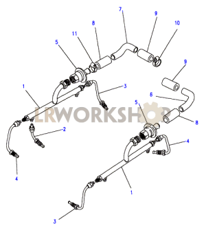 Air Manifold  V8 35L Carburetter  Find Land Rover parts