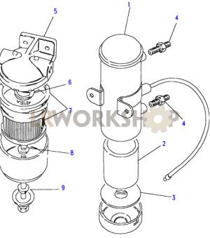 External Fuel Pump  Find Land Rover parts at LR Workshop