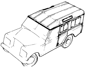 Land Rover Series 3  Chassis and Body Diagrams  Find