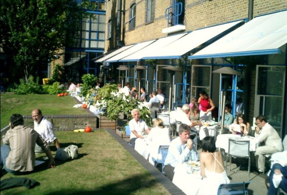 The River Cafe Images Londontown Com