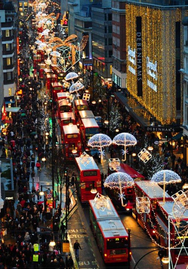 christmas lights london # 67