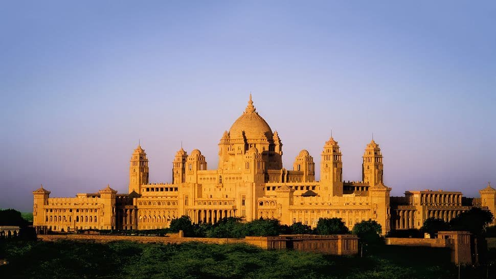 Home » Travel » Umaid Bhawan Palace, Jodhpur