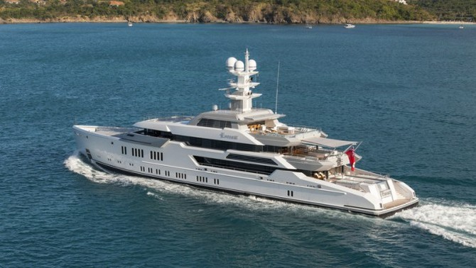 Words Cant Do Justice To Luxury Yacht ESTER III By LURSSEN