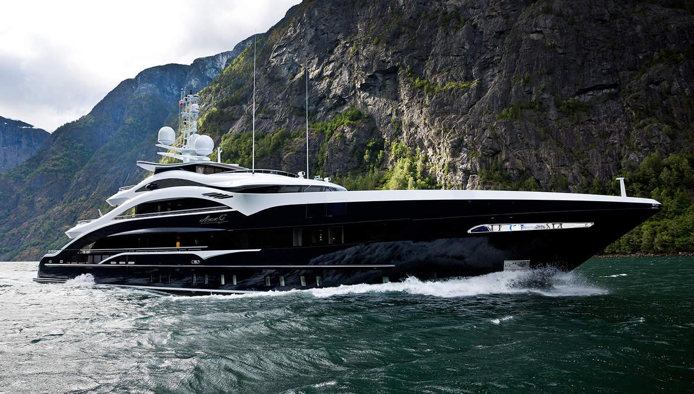 The Heesen Yard Reveals The Stylish Ann G Superyacht