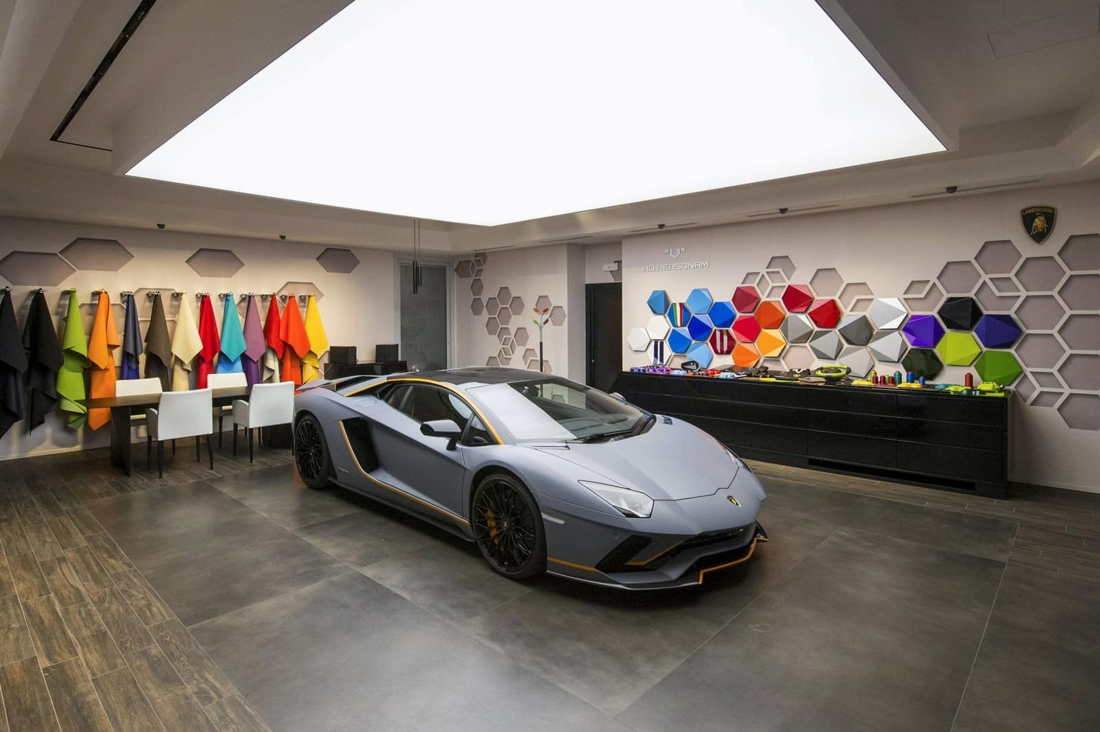 Lamborghini Ad Personam Aventador S