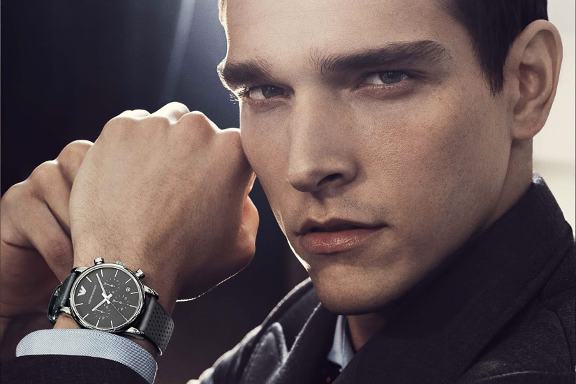 best luxury watch brands armani - Luxe Digital