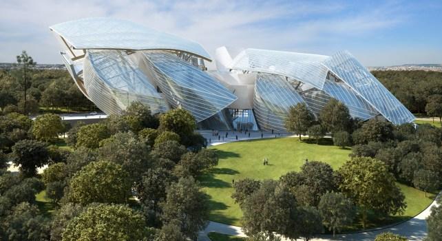 Fondation Louis Vuitton : Bernard Arnault verse 100 millions d'euros