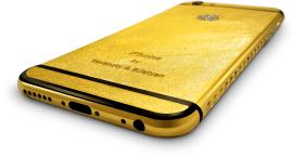 iPhone or et diamants Kavensky #04