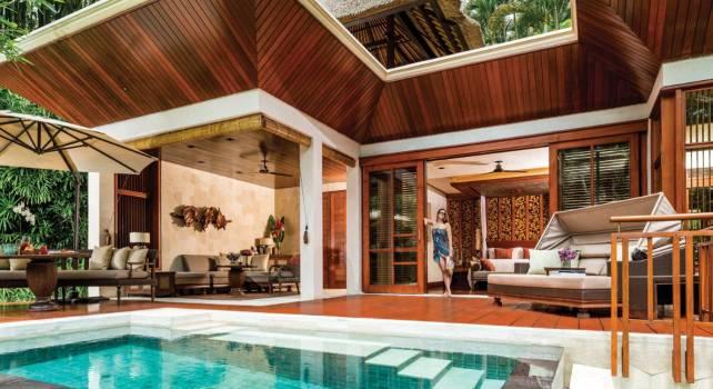 Four Seasons Sayan : Un resort dans les hautes-terres du centre de Bali