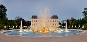 Château Louis XIV de dehors