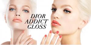 Campagne Publicitaire Dior Addict Gloss