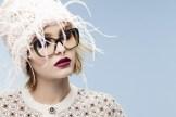 Lily rose Depp pour Chanel