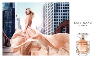 Campagne Elie Saab Rose Couture