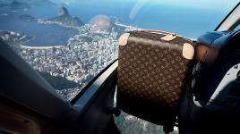 Valise Louis Vuitton par Marc Newson
