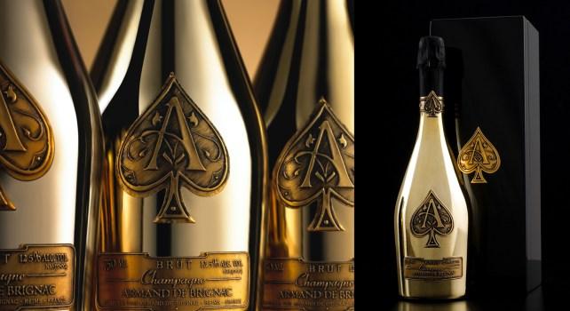 Armand de Brignac Brut Gold : Un champagne des plus précieux