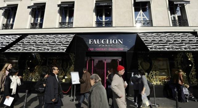 Fauchon : Ouverture d'un hôtel 5 étoiles à Paris