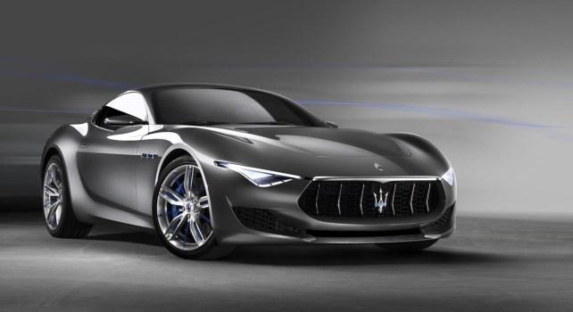 Maserati Alfieri : Une supercar électrique prévue pour 2020