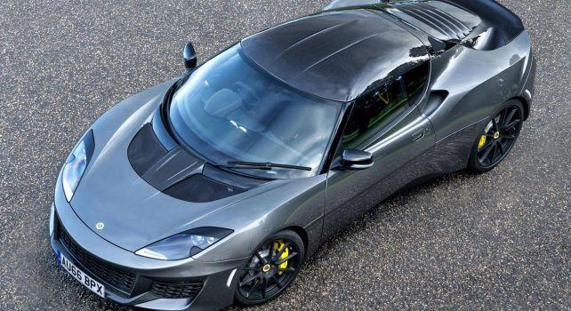 Lotus Evora Sport 410 : Un nouveau modèle très sportif pour l'écurie britannique