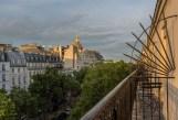 Hôtel La Comtesse Paris vue