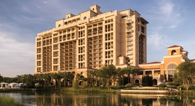 Four Seasons Orlando : L'hôtel aux allures fantastiques