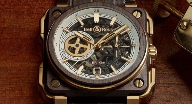 Bell & Ross BR-X1 Tourbillon Chronograph : Une montre inspirée par les horloges navales