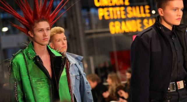 Vetements Paris Fashion Week : L'iconique défilé Printemps Été 2017