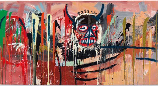 Jean-Michel Basquiat : Un tableau sans titre vendu aux enchères de Christie's