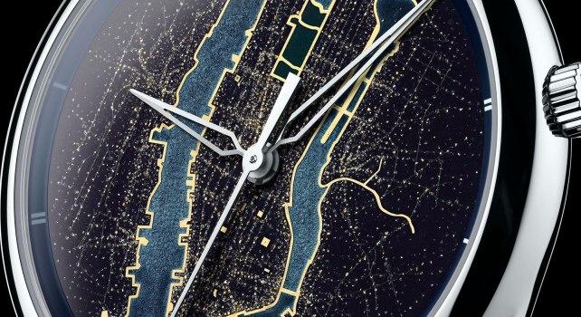 Vacheron Constantin : Invitation à un voyage nocturne au coeur d'une montre