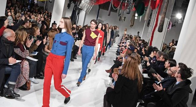NYFW Calvin Klein : Ce que l'on retient du premier défilé de Raf Simons