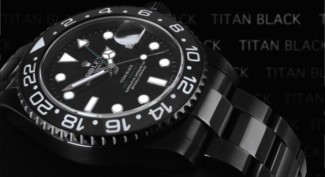 Titan Black : Avant-gardiste britannique de la customisation