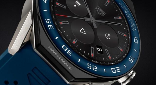 Tag Heuer Connected Modular 45 : La nouvelle montre de luxe connectée
