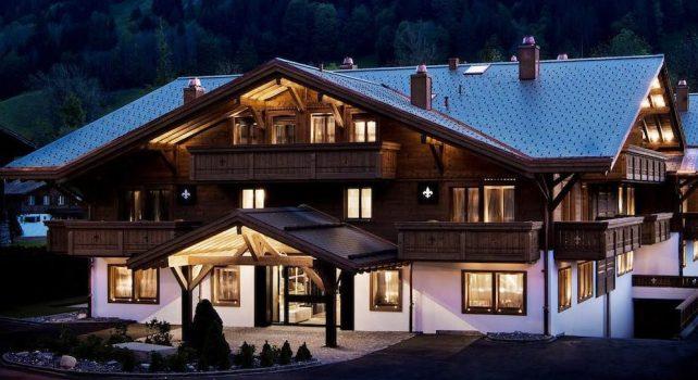 Ultima Gstaad Hotel : Du repos dans les Alpes Suisses