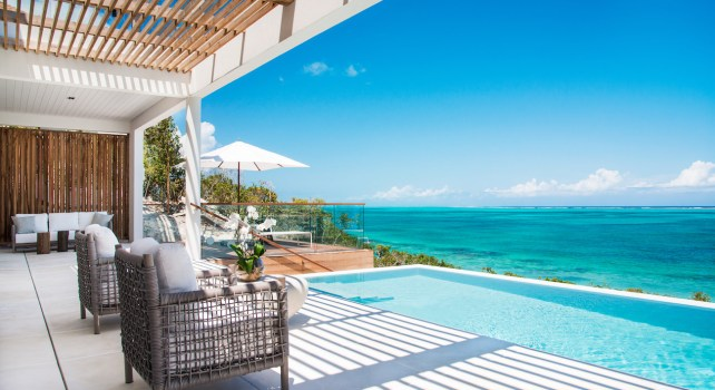 Beach Enclave Resort : Le sud des Bahamas accueil des villas de rêve