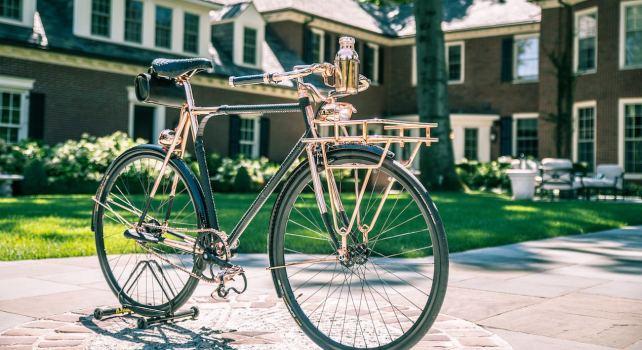 Williamson Goods Python Wheelmen : Un vélo d'exception à 35 000 dollars