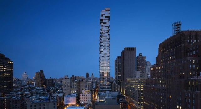 56 Leonard : Visitez un penthouse de rêve en plein New York dans cette vidéo à 360°