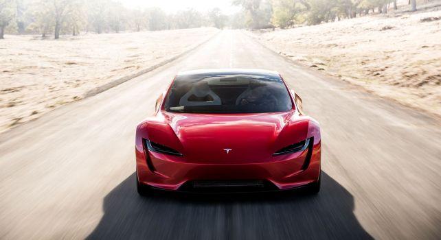 Tesla Roadster : Le véhicule électrique le plus performant du monde