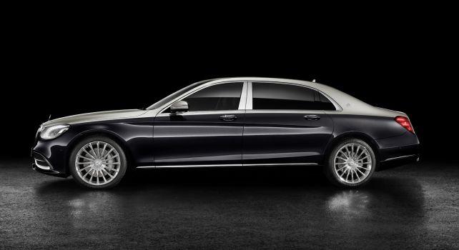 Mercedes-Maybach Classe S : Une nouvelle version toujours plus puissante et raffinée