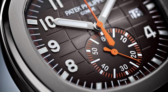 Patek Philippe Aquanaut Chronographe : L'élégance d'une montre moderne et sportive