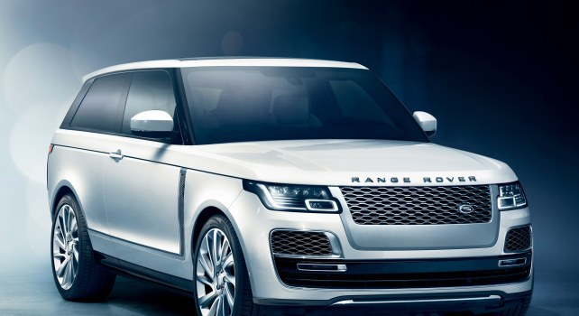 Range Rover SV Coupé : La classe à l'état pur signée Land Rover