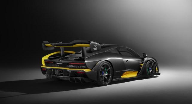 McLaren Senna Carbon Theme : La puissance de la personnalisation